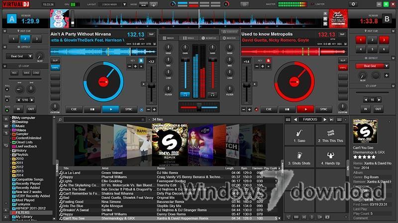 Virtual dj 8 Pro Crack license Key Free Download Crack Software Download