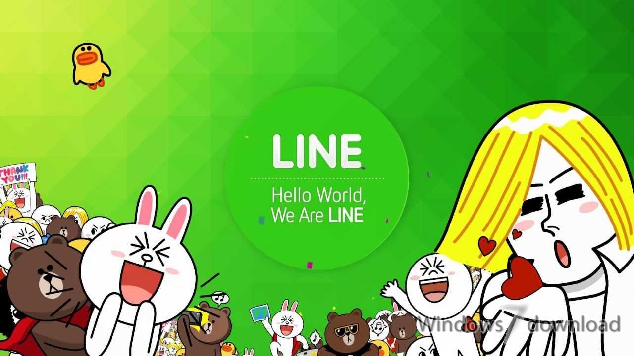 Windows 7 LINE 5.19.0 B2017 full