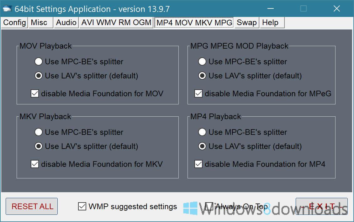 Windows 8 x64 Components Addon full