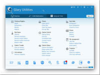 Portable Glary Utilities screenshot