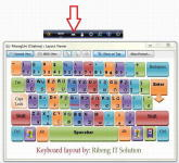 Avro Keyboard screenshot