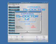 Cypheros TS-Doctor screenshot
