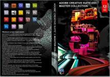 Adobe Creative Suite Master Collection screenshot