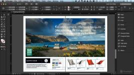 Adobe InDesign screenshot
