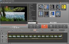 Movavi Video Editor screenshot