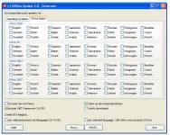 WSUS Offline Update screenshot