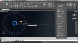 AutoCAD 2018 screenshot