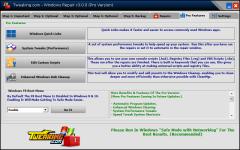 Tweaking com - Windows Repair Portable - Windows 10 Download