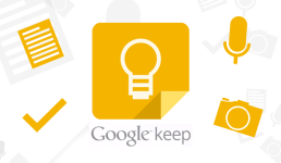 Google Keep Chrome Extension screenshot