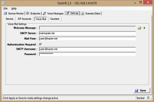 TekIVR screenshot