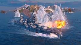 World of Warship screenshot