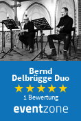 Bernd Delbrügge Jazz Duo, Duo aus Köln