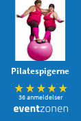 Pilatespigerne, komiker fra Bramming