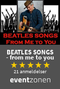 BEATLES SONGS - from me to you, musikalsk underholdning fra Søborg