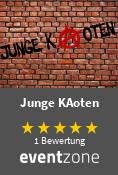 Junge KAoten, Live Band aus Homburg