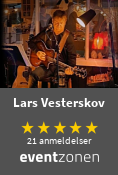Lars Vesterskov, guitarist fra Aalborg
