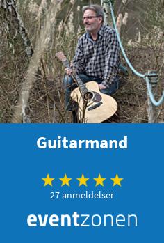 Guitarmand, guitarist fra Gørlev