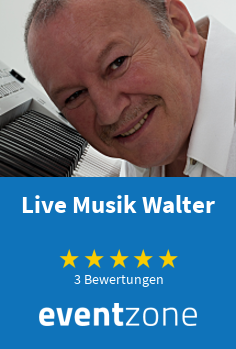 Live Musik Walter, Alleinunterhalter aus Ohlsdorf