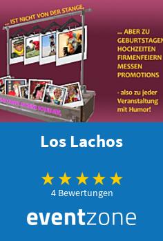 Los Lachos, Komiker aus Dessau-Roßlau