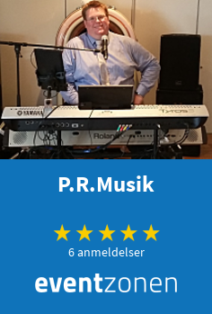 P.R.Musik, solomusiker fra Eskilstrup