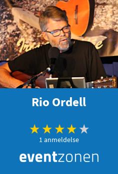 Rio Ordell, guitarist fra Odense