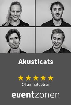 Akusticats, festband fra Vejle