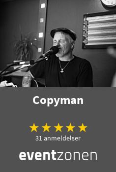 Copyman, guitarist fra Vissenbjerg