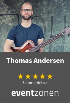 Thomas Andersen, guitarist fra Herning