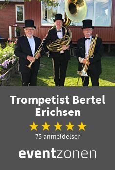 Trompetist Bertel Erichsen, morgenmusik fra Slagelse