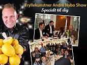 Tryllekunstner André Nybo
