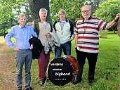 Verdens mindste Big band