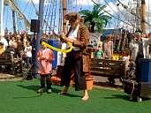 Pirat Kapitän Flunker