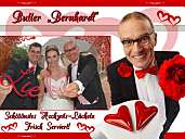 """Hochzeits-Butler """"Bernhardt"""" - Comedy"""