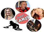 Gerry Milton & SUPER CANDY