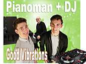 Good Vibrations   Pianoman + DJ