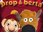 Prop og Berta dukketeater