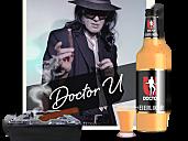 Udo Lindenberg double Doctor-U