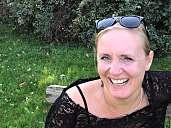 Psykolog, stresscoach og kostvejleder Sara Spangsberg