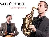 sax o' conga - saxoconga - Saxophonist - Live Band - DJ