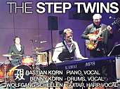 Swing Aces    Just th 2 of us      The Step Twins     Jazzkonfekt mobile