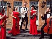 Lothar Havenith mit dem EURASIA String Quartett oder Big Band/Orchester