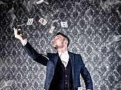 Louis von Eckstein Zauberkünstler & Mentalist *Preisgekrönt * Charmant * Unglaublich