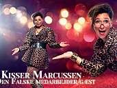 Kisser Marcussen - Den Falske Medarbejder eller Falsk gæst / Kæreste