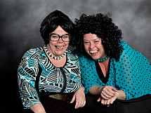 Ruth og Karen´s Dildoparty