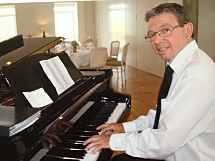 Selskabspianist Harald Lundsgaard