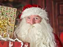 Den rigtige julemand til julefesten