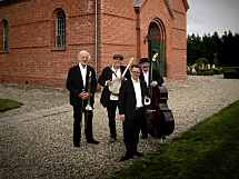 Quartet - The traditional Church jazz Quartet