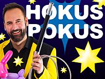 Hokus Pokus - magisk underholdning