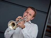Trompetist Emil Thorsted