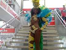 Samba Lando Show